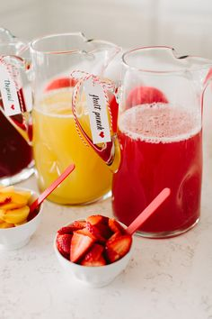 How to Host a Mimosa Bar | The TomKat Studio Valentine's Day Brunch  #tomkatstudio for #simplyjuicedrinks #ad