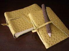 Quaderni in cuoio