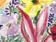 Flower Painting classes suitable for beginners. Love Painting, Painting Frames, Painting Courses, Learn To Paint, Projects To Try, Gallery, Flowers, Art, Learn Painting