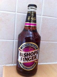 BISHOPS FINGER - SHEPARD NEAME - BOTTLE
