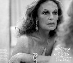Diane von Furstenberg To Launch Beauty And Fragrance Line | The Non-Blonde