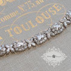 Vintage style bracelet, get it from Bitter Sweet jewellery! #wedding #jewellery #accessories #bride #bracelet
