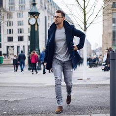 Gorgeous 46 Best Street Style Look for Men
