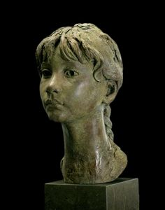 One of the finest portrait sculptors in the world, Mark Richards creates  exquisite portraits of children. His work has been compared to 19th  centuryFrench mastersHoudon, Pajou and Carpeaux.