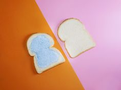 """""""PAINT IT BREAD 1""""  $15.00  https://society6.com/product/paint-it-bread-1_print#1=45  MADE BY: NAOMI ROTHENGATTER - DIAZ"""