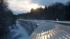 Kolej Transkanadyjska | Paragon z podróży - Tanie podróże, miejsca, porady, przygody i opinie