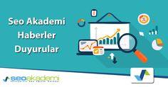 Seo Akademi Haberler - Duyurular SEO Akademi'nin düzenlediği eğitimlerden, katılım gösterilen sempozyum ve fuarlardan, yeni eklenen derslerden haberler ve güncel duyurular. http://www.seoakademi.com.tr/bizden-haberler/