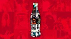 """""""[Coke Code 335] 세상에서 가장 행복한 음악? 언어,장르 불문! 17곡의 음악이 코카-콜라를 통해 한데 어우러져 또 다른 행복을 전합니다♥ 신나는 음악과 함께 트친 여러분의 오들도~ #HAPPYDAY"""