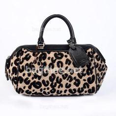 14d28ca107b2 Louis Vuitton Fall Winter 2012 Baby Leopard Leather Bag SKU 187370 Leopard  Bag