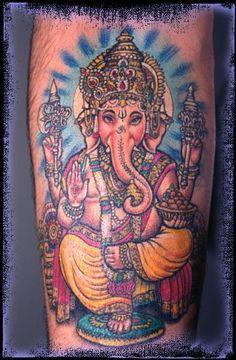ganesh tattoo - Google Search