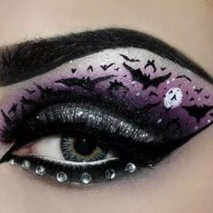 Halloween Eye Makeup: Creepy Looks to Complete Your Costume | Beauty High