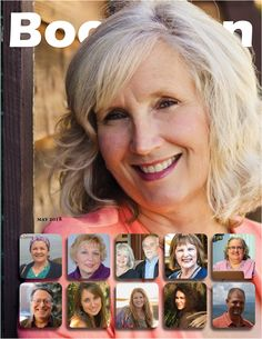 May 2018 Book Fun Magazine May, Magazine, Live, News, Books, Movie Posters, Movies, Libros, Film Poster