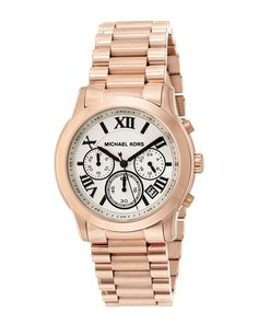 """Spotted this Michael Kors Women's """"Cooper"""" Watch on Rue La La. Shop (quickly!)."""