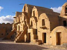 Matmata -  Túnez