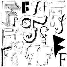 F by Abi Hall