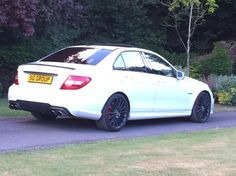 Used 2012 MERCEDES C CLASS C63 AMG 487 BHP for sale in Surrey   Pistonheads
