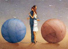 Kai Fine Art is an art website, shows painting and illustration works all over the world. Haruki Murakami, Fine Arts College, Vladimir Kush, Creation Photo, Vida Real, Magic Realism, Surrealism Painting, Lord Byron, Turkish Art