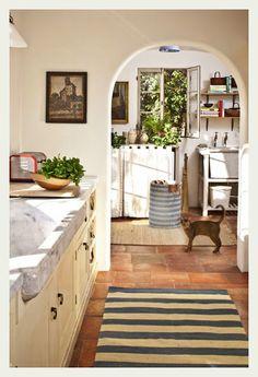 An Indian Summer: From The Portfolio Of Los Angeles-based designer Schuyler Samperton.  From Dale: See her amazing porfolio at http://www.samperton.com/interior-design. Love love her Westside Provencal designs.