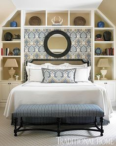 Guide To Discount Bedroom Furniture. Bedroom furnishings encompasses providing products such as chest of drawers, daybeds, fashion jewelry chests, headboards, highboys and night stands. Bedroom Diy, Bedroom Furnishings, Cool Bookshelves, Furniture, Small Room Bedroom, Discount Bedroom Furniture, Bedroom Storage, Bedroom Design, Small Bedroom