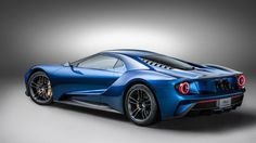 2017 Ford GT official power, specifications and photo gallery