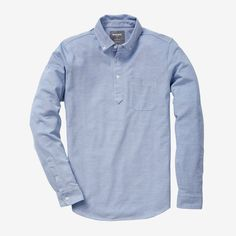 Long Sleeve Pique Polo | Bonobos