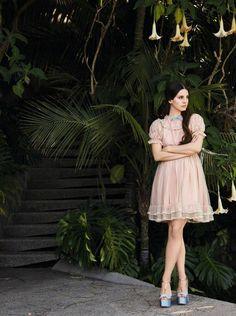 Lana Del Rey for Grazia Magazine.