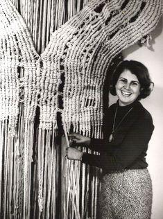 """Aurelia Muñoz work with the """"Macro"""" - 1970"""