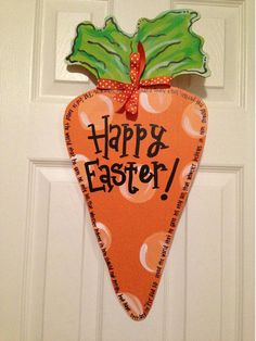 Hey, I found this really awesome Etsy listing at http://www.etsy.com/listing/124632939/easter-carrot-door-hanger-happy-easter