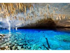 Gruta do Lago Azul - Bonito - Brasil