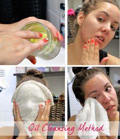 Para a limpeza a óleo, você precisa de um pano macio e óleo. | Saiba como a limpeza da pele com óleo funciona