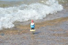 Lake Michigan Travelocity Gnome