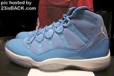 732690452a3a air jordan xi university blue sample 11 Air Jordan 11 Pantone to Release in