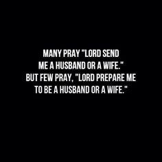 lord help prepare me