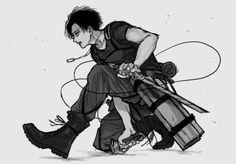 Levi || As cool and hot ever