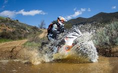 KTM 1090 Adventure R: Extreme versatility Moto Journal, Enduro, Canada, Adventure, Travel, Motorbikes, Viajes, Destinations