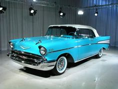 I use to have one of these babies but my brothers sold it on me while away in the service. Loved my Aqua '57 Chevy!!