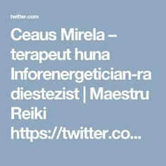 Reiki, Twitter