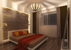Would you have a nice dream in this bedroom?  www.anima-design.pl  #bedroom #design #sleep #nicebedroom #interior