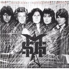 Having come from the Scorpions and UFO, the Michael Schenker Group was born.  With Cozy Powell on drums and Don Airey on keyboards, they had a formidable lineup. Having thought their debut album was excellent, got to see them sometime during September1981 at Bristol Colston Hall, with support from The Starfighters, If memory serves, the concert was very good.