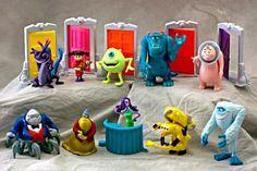 Variation PICK YOUR FAVE MIP McDonald/'s 1998 DISNEY ANIMAL KINGDOM Jungle Toy