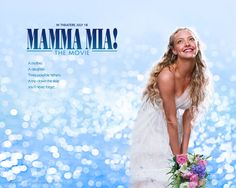 Amanda Seyfried Amanda Seyfried in Mamma Mia Wallpaper x Mamma Mia, Go To Movies, Great Movies, Movies And Tv Shows, Amanda Seyfried Hair, Entertainment, Tv Actors, Songs To Sing, Hit Songs
