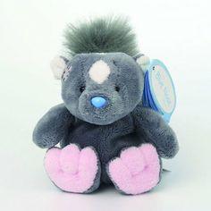 Amazon.com : Tatty Teddy My Blue Nose Friend Skunk : Teddy Bear Plush Toys : Toys & Games