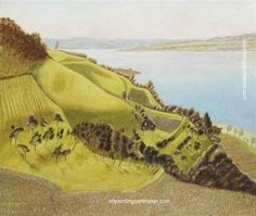 Adolf Dietrich Herbst am Untersee, 1952 painting outlet online, painting Authorized official website Grandma Moses, Fall Scents, Post Impressionism, Art Database, Naive Art, Poster On, Otaku Anime, Japanese Culture, Paintings For Sale