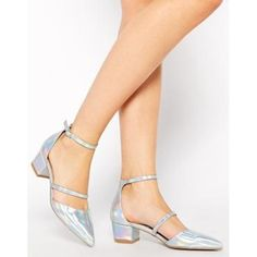 SHUTTLE Heels - Iridescent