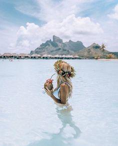 Bora Bora, Polinésia Francesa, praias paradisíacas, destinos exóticos, férias, viagem