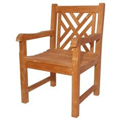 Check out this item at One Kings Lane! Vilano Dining Armchair