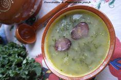Le Caldo Verde est une soupe très populaire au Portugal, on pourrait presque la qualifier de plat national. Soupe au chou