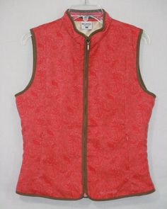 Great for teachers! Susan Bristol Red Button Down Sweater Vest ...