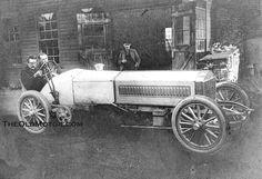 1905 Thomas Flyer Vanderbilt Cup Racer