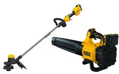 Yard maintenance requires a lot of tools, and that can become pretty expensive! Here's why DEWALT's Blower / Trimmer Kit offers the best value. Featuring Jodi Marks of Today's Homeowner. #sponsored #review @homedepot